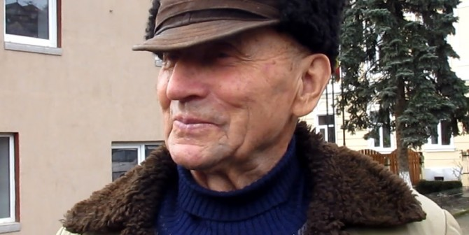 (VIDEO) Balogh Alexandru, 85 de ani: